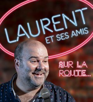 Laurent Paquin et ses amis