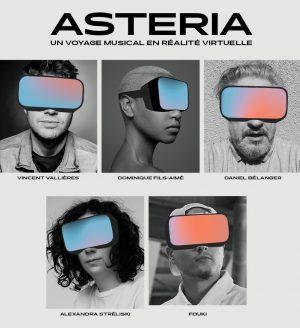 Asteria - réalité virtuelle