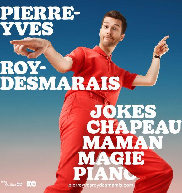 Pierre-Yves Roy-Desmarais