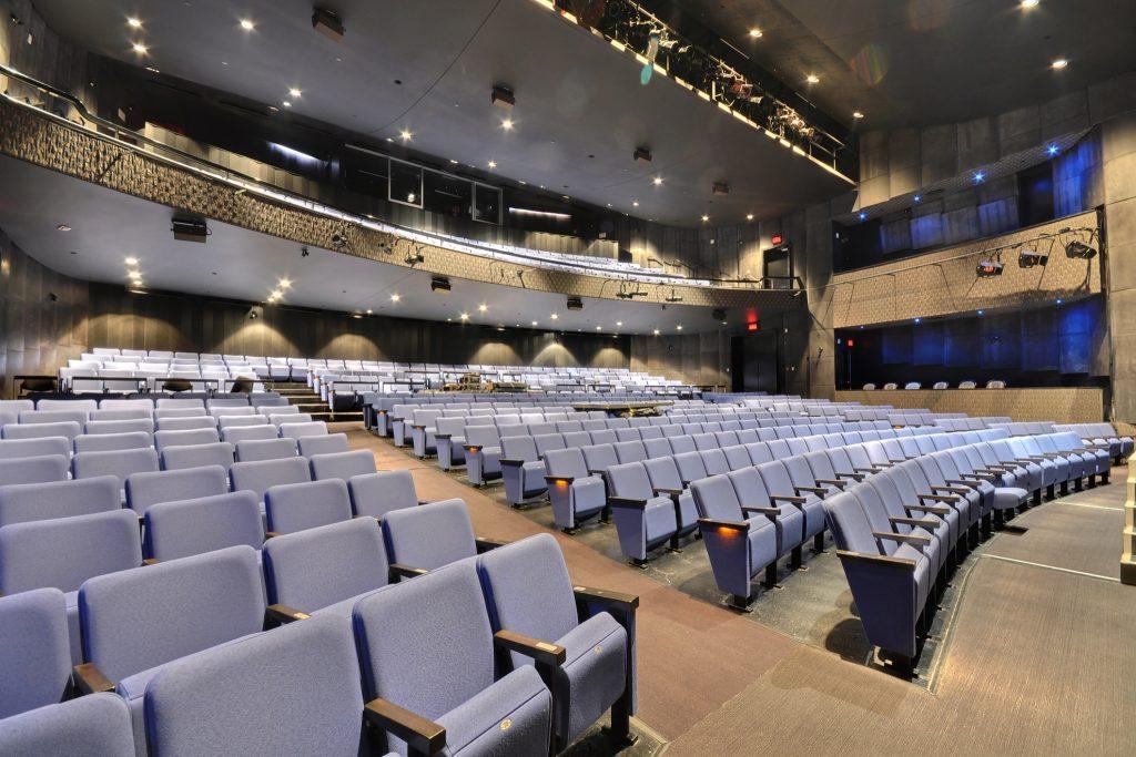 Salle Desjardins du TVT