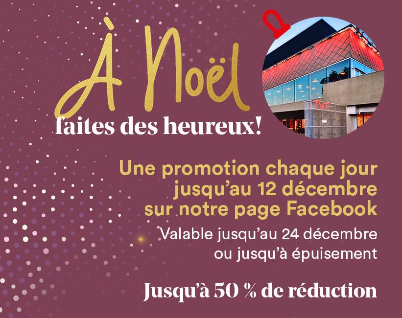 Promo Noël 2019
